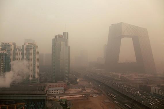 """研究發現空氣污染成糖尿病""""元兇""""。(示意圖源:互聯網)"""