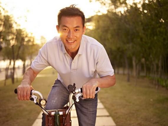 男人真正需要的8個長壽習慣。(示意圖源:互聯網)