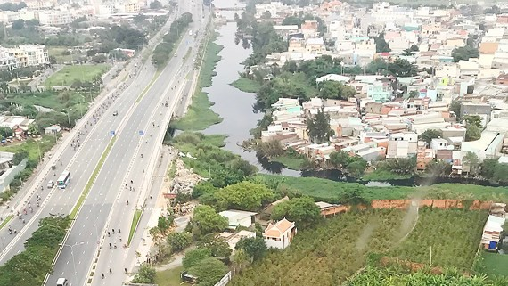 至2020年,本市的1363公頃非農業用地(非住宅用地)轉換為住宅用地。