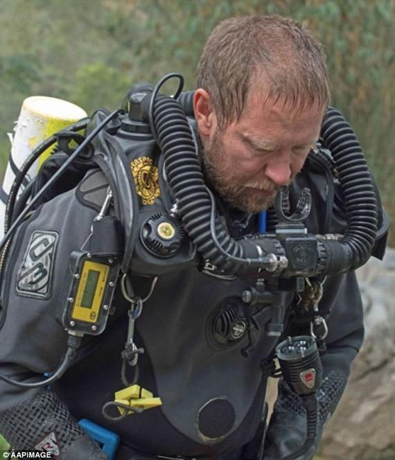 澳大利亞麻醉科醫生理查‧哈里斯。(圖源:AAP)