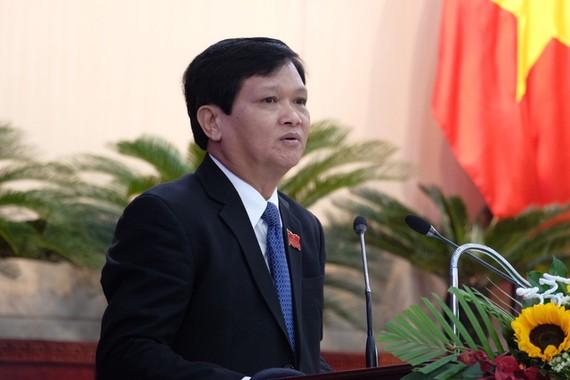峴港市人民議會副主席阮儒忠。(圖源:心安)