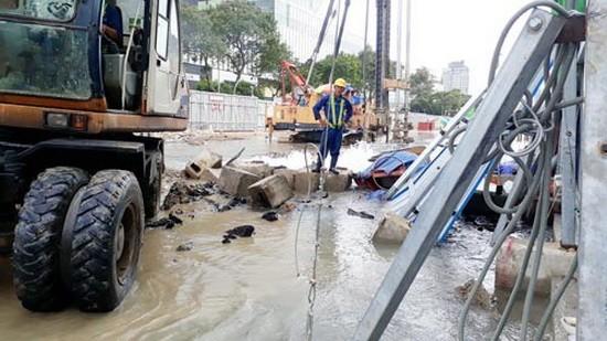 由水管故障導致水量流失仍被計算到水價中。