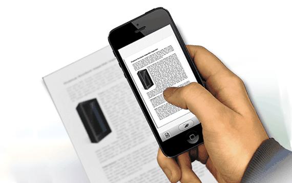 允許使用手機攝錄文件資料。(示意圖源:互聯網)