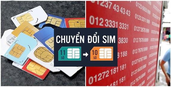 按新聞與傳播部的指導,所有電信供應商將於9月15日把手機號碼的11位數改成10位數。(示意圖源:互聯網)