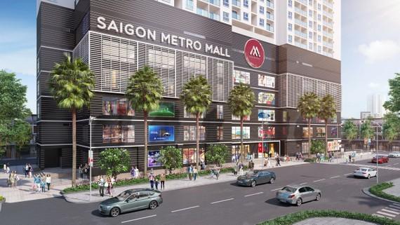 Saigon Metro Mall - 西貢的高級貿易中心