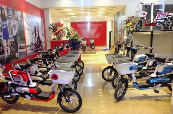越南登檢局代表:電動自行車將被視為機械車輛。(示意圖源:互聯網)