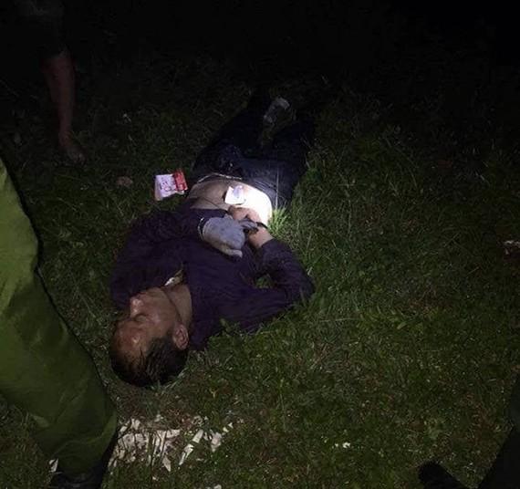 被抓獲的其中1名歹徒。(圖源:民越報)