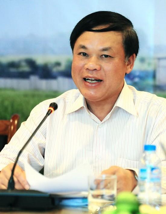 農業與農村發展部所屬獸醫局副局長譚春成。