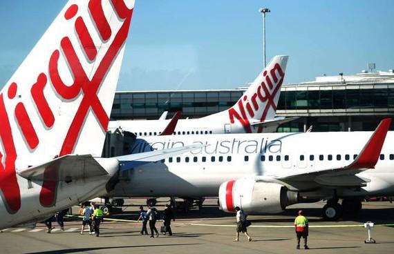 維珍澳洲(Virgin Australia)近日宣佈支持禁塑,在飛機上和休息室中取消提供塑膠吸管和攪拌棒。(圖源:Getty Images)