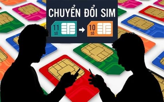 從明(15)日凌晨零時開始為手機用戶改新號碼。(示意圖源:互聯網)
