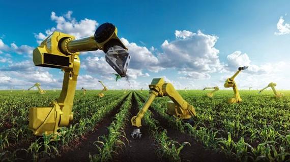 外企在智能農業尋找商機。(示意圖源:互聯網)