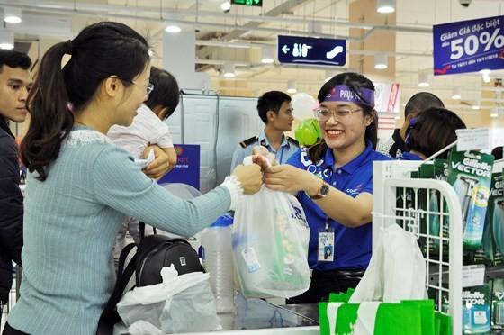 生產可降解塑料袋以保護環境。