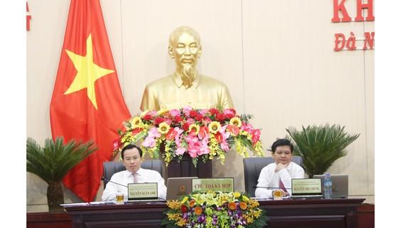 """Chủ tịch HĐND TP Đà Nẵng Nguyễn Xuân Anh: """"từng mét đất của thành phố được các phóng viên soi rất kỹ"""""""