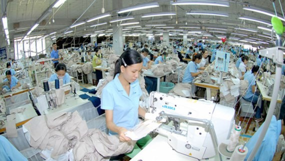 Saigon 3 Garment Company (Photo: SGGP)