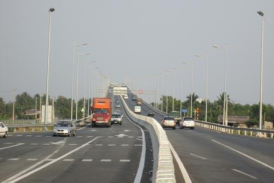 HCMC-Long Thanh-Dau Giay expressway (Photo: SGGP)