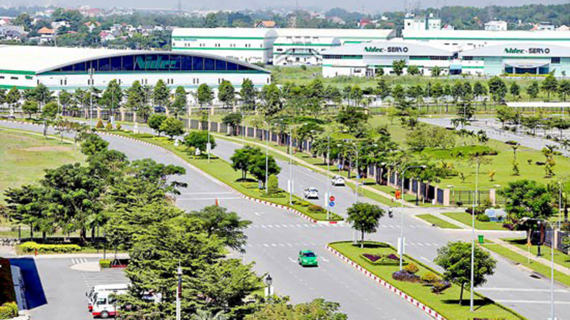 Saigon Hi-Tech Park (Photo: SGGP)