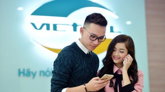 All telecom operators in the country have reported big profits in the first nine months of this year. (Photo: viettel.vn)