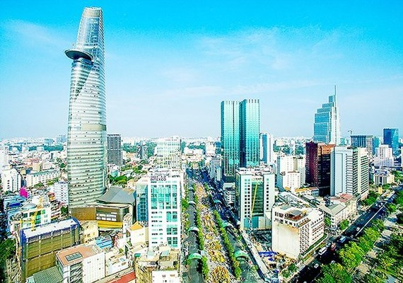 The NA has approved special mechanisms for HCMC development (Photo: SGGP)