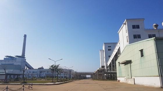 Chu Lai soda plant (Photo: SGGP)