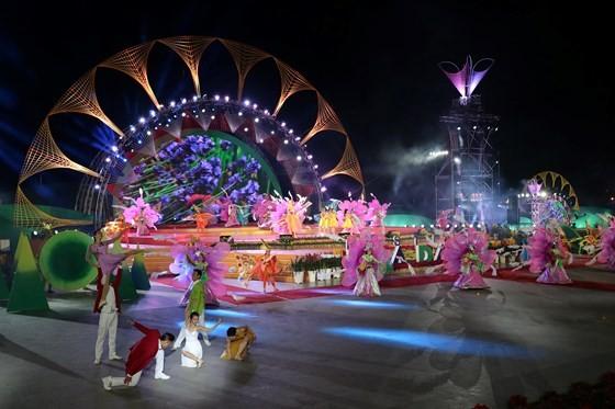 The 7th Da Lat Flower Festival opens in Da Lat city on December 23 (Photo: SGGP)