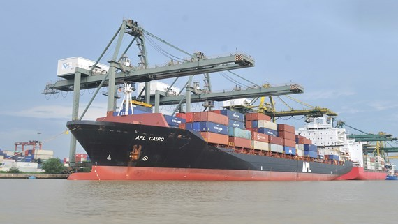 Logistics costs are still high in Vietnam (Photo: SGGP)
