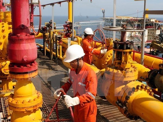 The Vietnam Oil and Gas Group (PVN) returned to the first place in the Profit500 Ranking, a survey on the 500 most profitable companies in Vietnam in 2018 (Illustrative photo: VNA)
