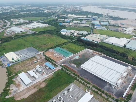 Hiep Phuoc Industrial Park in HCMC (Illustrative photo: SGGP)