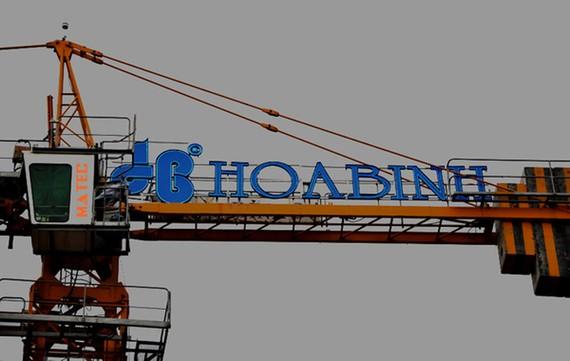 HBC làm tổng thầu D&B dự án 2.600 tỷ đồng