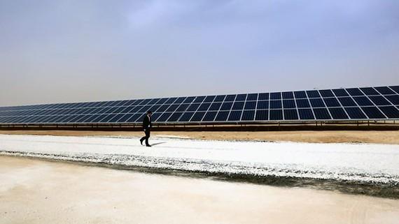 Ðiện năng lượng Mặt trời phục vụ cho người tị nạn