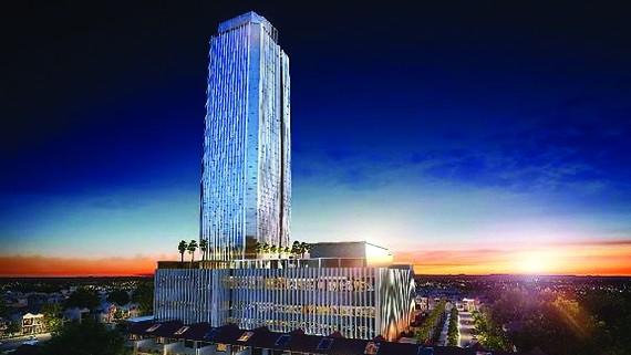Vinpearl Hà Tĩnh Hotel dự kiến khai trương vào đầu tháng 12/2017