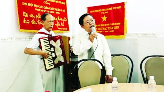 Nhạc sĩ Nguyễn Văn Vĩnh