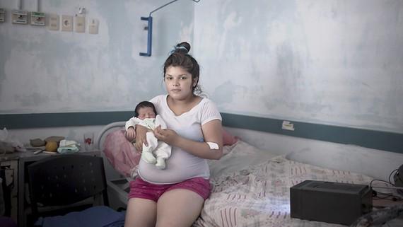 Mỹ Latinh báo động nạn mang thai sớm ở trẻ vị thành niên