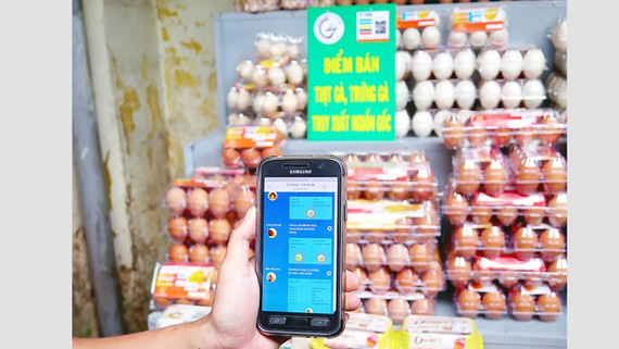 TPHCM tăng cường giải pháp truy xuất nguồn gốc thực phẩm