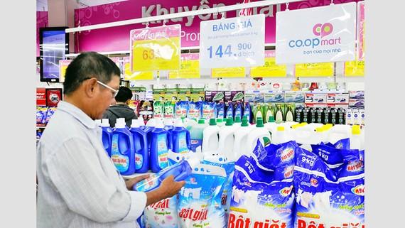 Sản phẩm tiêu dùng nhanh kinh doanh phổ biến tại  kênh bán lẻ hiện đại