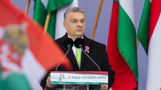 Thủ tướng Hungary Viktor Orban. Ảnh: THX/TTXVN