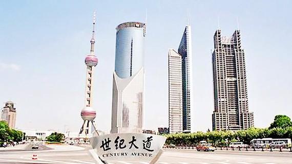 Đặc khu kinh tế Thượng Hải của Trung Quốc
