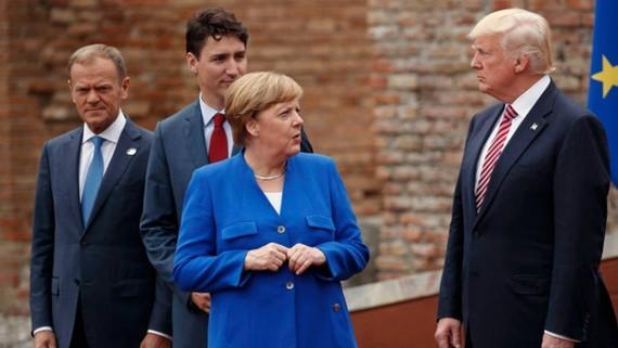 Hội nghị thượng đỉnh G7 tại Italia tháng 5-2017
