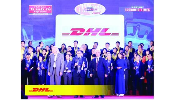 DHL Express Vietnam đạt được hàng loạt các giải thưởng uy tín