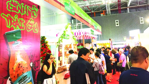 Nhiều thương hiệu lớn góp mặt tại Triển lãm quốc tế đồ uống Việt Nam 2018