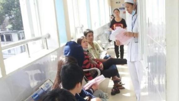 Khoa sản ở các bệnh viện xuất hiện ngày càng nhiều người rất trẻ