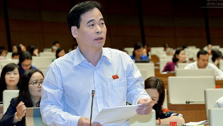 Phó Chủ nhiệm Ủy ban Tư pháp Nguyễn Mạnh Cường
