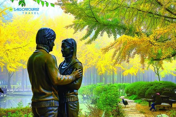 Du lịch Hàn Quốc chỉ 13,99 triệu đồng