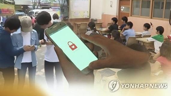 Người Hàn Quốc lo quá lệ thuộc vào thiết bị thông minh