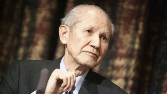 Nhà khoa học Nhật Bản giành giải Nobel qua đời