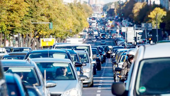Thành phố Cologne và Bonn ngừng sử dụng xe diesel