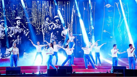 Trao giải Liên hoan Các nhóm tuyên truyền ca khúc cách mạng năm 2018