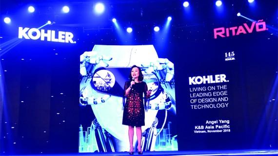 Kohler tiếp tục cùng RitaVõ phát triển bền vững ở thị trường Việt Nam