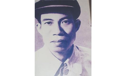 Nhà thơ Nguyễn Bính. Ảnh: Tư Liệu