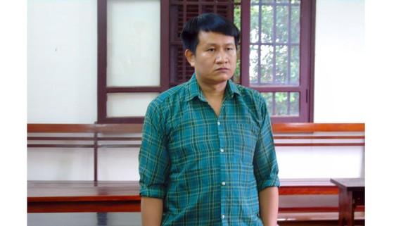 Bị cáo Nhật tại phiên tòa chiều 27 -7