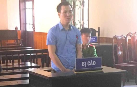 Bị cáo Mùa Bá Cu tại phiên tòa